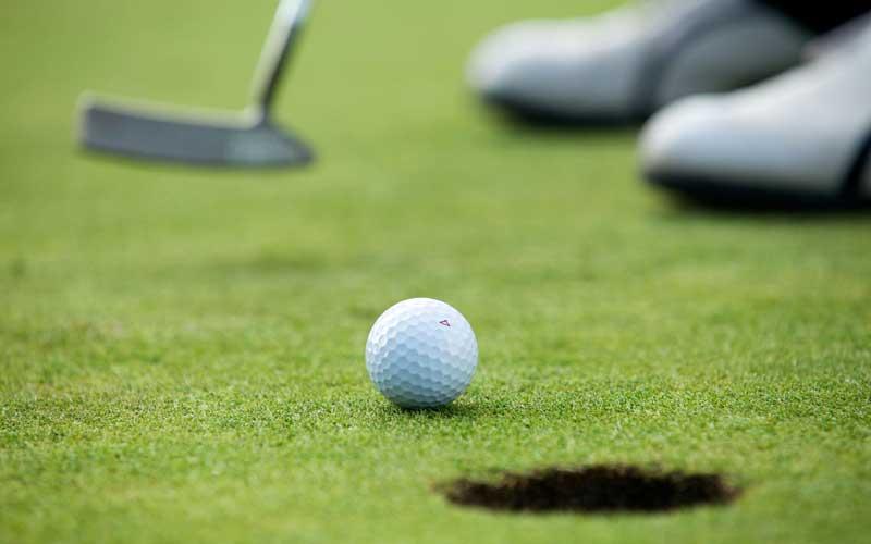 Aktivität Golf