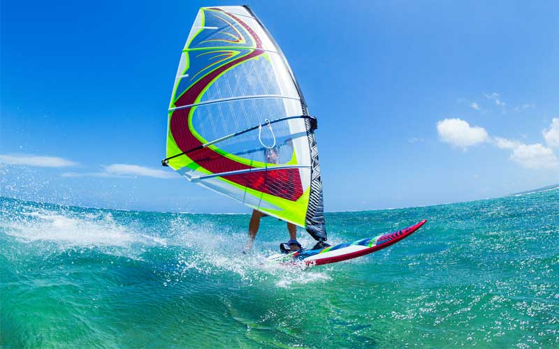 Aktivität Surfen & Wassersport